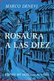Rosaura a las Diez, Denevi, Marco and Yates, Donald A., 0137832346