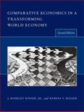 Comparative Economics in a Transforming World Economy, J. Barkley Rosser and Marina V. Rosser, 0262182343