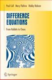 Difference Equations : From Rabbits to Chaos, Cull, Paul and Flahive, Mary E., 0387232346