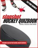 Slapshot Hockey Quizbook, Jesse Paul Ross and Puzzling Sports Institute Staff, 0889712344