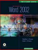Word 2002 - Introductory, O'Leary, Timothy J. and O'Leary, Linda I., 0072472340
