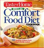 Taste of Home Best of Comfort Food Diet Cookbook, Taste of Home, 1617652342