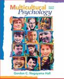 Multicultural Psychology, Hall, Gordon Nagayama, 0205632351