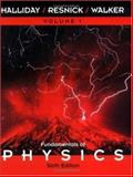 Fundamentals of Physics : Chapters 1-21, Halliday, David and Resnick, Robert, 0471332356