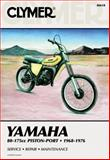 Yamaha 80-175cc Piston-Port, 1968-1976, Clymer Publications Staff and Penton Staff, 0892872357
