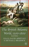 The British Atlantic World, 1500-1800, Armitage, David, 0230202357