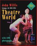 Theatre World 1993-1994, John Willis, 1557832358