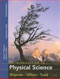 An Introduction to Physical Science Laboratory Guide, Shipman, James and Barker, Clyde D., 0618472355