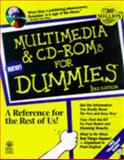 Multimedia and CD-ROMs for Dummies, Rathbone, Andy, 0764502352