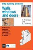 Walls, Window and Doors 9781860812354