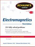 Electromagnetics, Edminister, Joseph, 0071632352