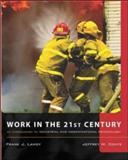 Work in the 21st Century : An Introduction to Industrial and Organizational Psychology, Landy, Frank J. and Conte, Jeffrey M., 007293235X