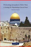 Protecting Jerusalem's Holy Sites : A Strategy for Negotiating a Sacred Peace, Guinn, David E., 1107402352