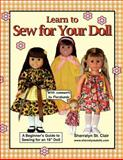 Learn to Sew for Your Doll, Sherralyn St. Clair, 1475082355