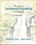 Principles of Environmental Engineering and Science, Masten, Susan J. and Davis, Mackenzie L., 0073122351