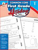 Common Core First Grade 4 Today, , 1483812359