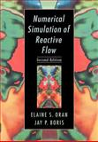 Numerical Simulation of Reactive Flow, Oran, Elaine S. and Boris, Jay P., 0521022363