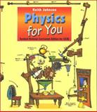 Physics for You, Keith Johnson and B. A. Johnson, 0748762361