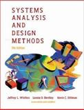 Systems Analysis and Design Methods with Projects and Cases CD, Whitten, Jeffrey L., 0072552360