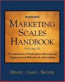 Marketing Scales IV 9780324312362
