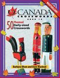 50 Themed Daily-Sized Crosswords, Dave Macleod and Barbara Olson, 0889712360