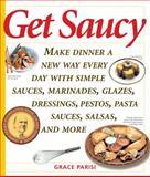 Get Saucy, Grace Parisi, 1558322361