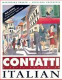 Contatti : A First Course in Italian, Freeth, Mariolina and Checketts, Guiliana, 0812082362