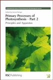 Primary processes of photosynthesis, part II, Renger, G., 0854042369