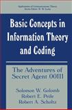Basic Concepts in Information Theory and Coding 9781441932365