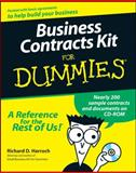 Business Contracts Kit for Dummies®, Richard D. Harroch, 0764552368