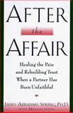After the Affair, Janis A. Spring and Michael Spring, 0060172363