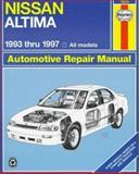 Haynes Nissan Altima 1992-1996, Jeff Kibler, John H. Haynes, 1563922363