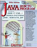 Java, Harvey M. Deitel and Paul J. Deitel, 0131202367
