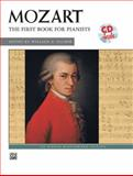 Mozart -- First Book for Pianists, Scott Price, 0739022369