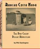Rancho Costa Nada, Phil Garlington, 1559502363