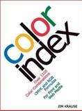 Color Index, Jim Krause, 1581802366
