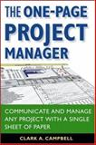 The One-Page Project Manager 1st Edition
