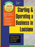 Starting and Operating a Business in Louisiana, Jenkins, Michael D. and Ernst and Young Staff, 1555712371