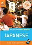 Japanese, Rough Guides Staff, 1405382376