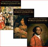 The Longman Anthology of World Literature Vol. II : The 17th Century to Present Day, Shirane, Haruo and Tylus, Jane, 0321202376