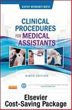 Clinical Procedures for Medical Assistants - Book, Study Guide, and SimChart for the Medical Office Package, Bonewit-West, Kathy, 0323262376
