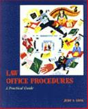 Law Office Procedures : A Practical Guide, Long, Judy A., 0314092382