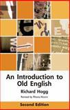 An Introduction to Old English, Alcorn, Rhona and Alcorn, Richard, 0748642382