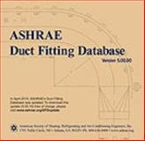 ASHRAE Duct Fitting Database, Version 5. 00. 00 9781933742380