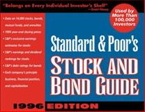 Standard and Poor's Stock and Bond Guide, 1996, McGraw-Hill Staff, 0070522383