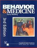 Behavior and Medicine 9780889372382