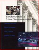 Fundamentals of Mass Communication Law, Gillmor, Donald M. and Barron, Jerome A., 0314062386