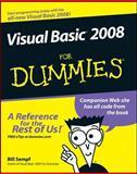 Visual Basic 2008 for Dummies, Bill Sempf, 0470182385