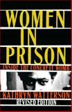 Women in Prison : Inside the Concrete Womb, Watterson, Kathryn, 1555532381