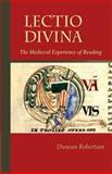 Lectio Divina, Duncan Robertson, 0879072385